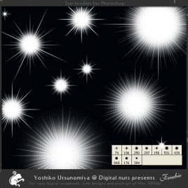 Ys_nuts_star_brushes